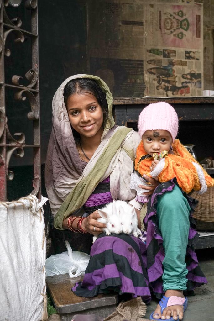 Indiens Kinder
