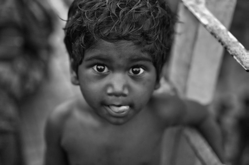 Indiens Augen
