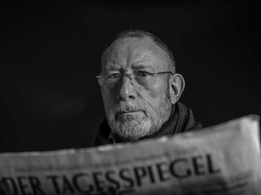 Mister Tagesspiegel