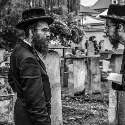 Jüdischer Friedhof in Krakow (Polen)