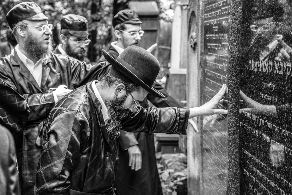 jüdischer Friedhof in Krakau