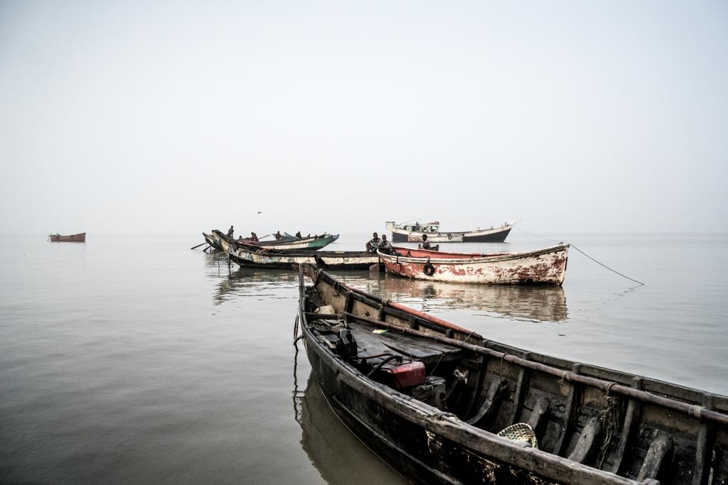 Chittagong - Fischer - Abwracken