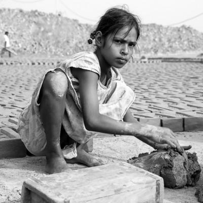Wanderarbeiter und ihre Kinder